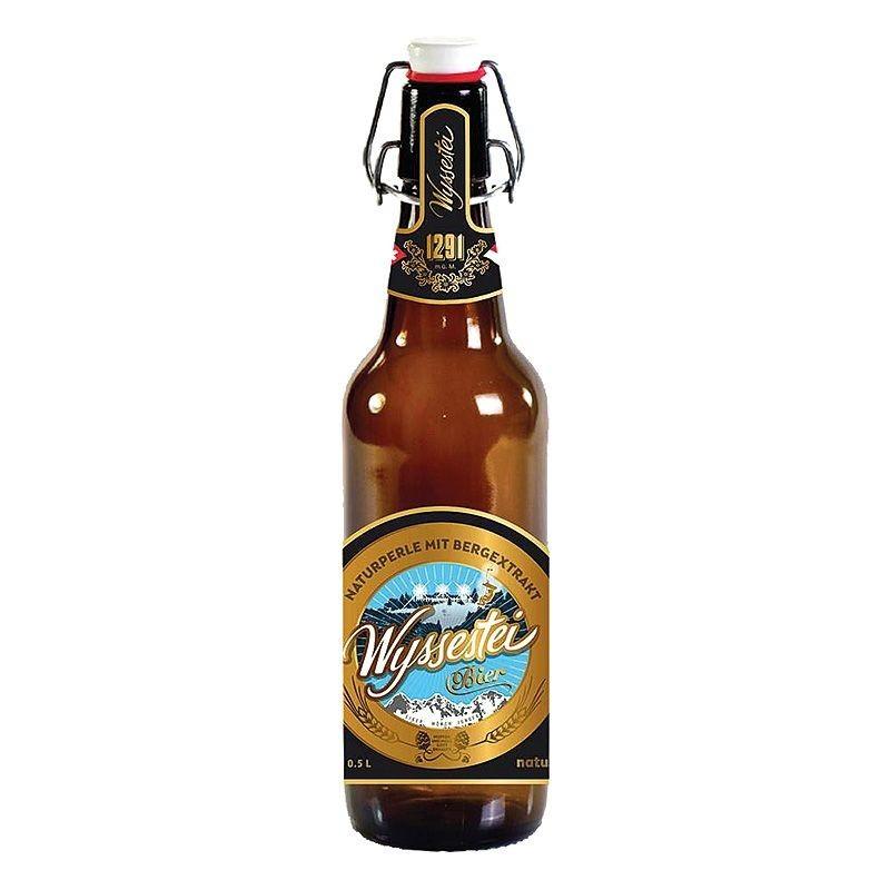 Wyssestei Bier