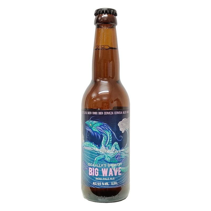 Iso-Kallan Big Wave